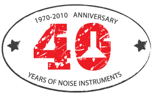 40 Years of Cirrus Noise measurement instruments