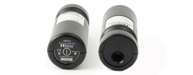 acoustic calibrator