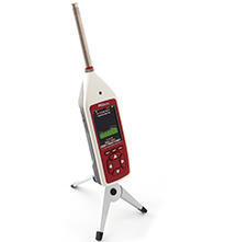 Optimus sound level meters from Cirrus