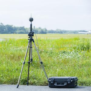 outdoor evironmental sound level meter measurement kit