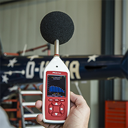Occupational Noise and Industrial Hygiene Sound Level Meters