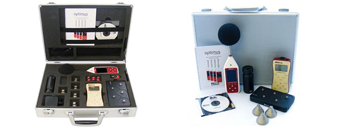 Safety Managers Noise measurement Kits